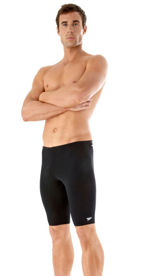 speedo Essential Endurance + Jammer Men black